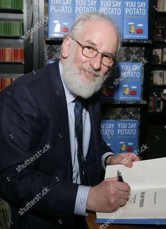 Stock Photo of David Crystal