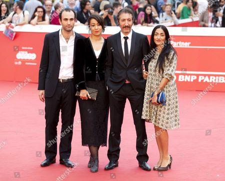 Khalid Abdall, Tala Hadid, Zahra Hindi and Hocine Choutri