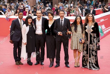 Editorial picture of 'The Narrow Frame of Midnight' film premiere, 9th Rome Film Festival, Italy - 17 Oct 2014