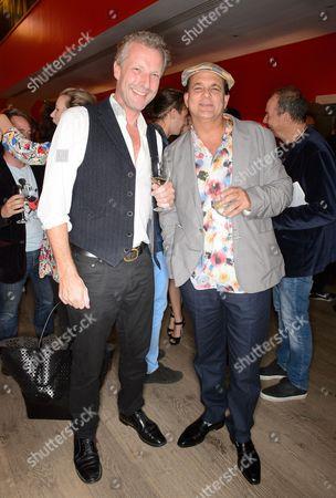 Editorial photo of Marc Quinn 'Making Waves' VIP gala film screening, London, Britain - 17 Oct 2014