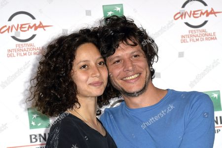 Ailin Salas and Luis Ortega