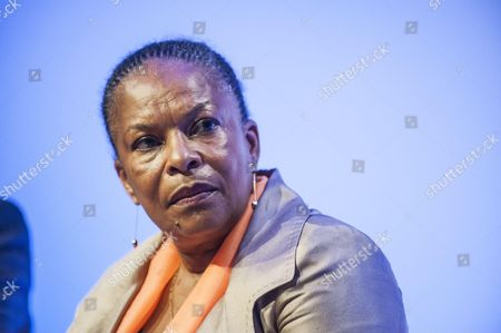 French Justice minister, Christine Taubira