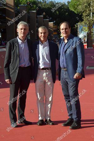Brando Quilici, Roger Spottiswoode, Giampaolo Letta
