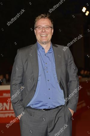 Editorial image of 'The Lies of the Victors' film premiere, 9th Rome Film Festival, Italy - 17 Oct 2014