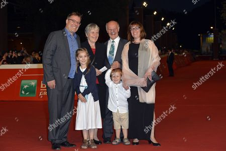 Editorial picture of 'The Lies of the Victors' film premiere, 9th Rome Film Festival, Italy - 17 Oct 2014