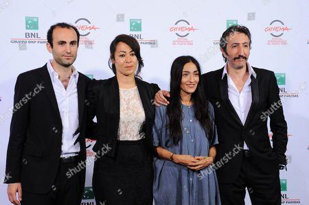 Thala Adid, Khalid Abdalla, Hocine Choutri, Hindi Zahra