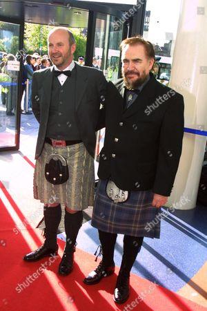 FRED MACAULEY AND BRIAN COX
