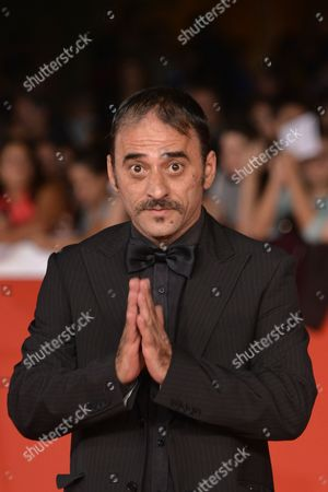 Editorial image of 'I Milionari' film premiere, 9th Rome Film Festival, Rome, Italy - 19 Oct 2014
