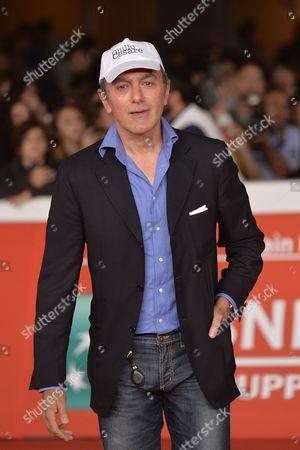 The director Antonello Sarno