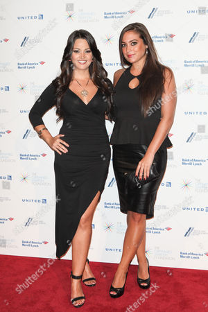 Paula Garces and Sammi Sweetheart Giancola