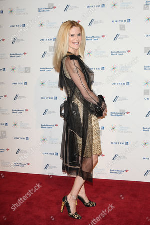 Editorial image of Orphaned Starfish Foundation Gala, New York, America - 17 Oct 2014