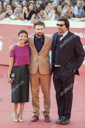 Editorial photo of 'Lucifer' film premiere, 9th Rome Film Festival, Italy - 19 Oct 2014