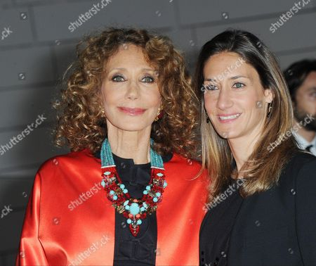 Editorial photo of Foundation Louis Vuitton opening, Paris, France - 20 Oct 2014