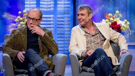 Adrian Edmondson and Neil Morrissey