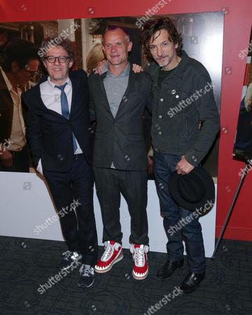 Jeff Preiss, Flea, John Hawkes