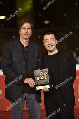 Walter Salles and Jia Zhangke