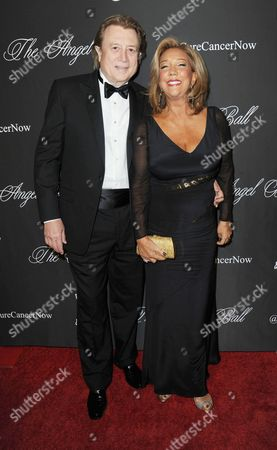 Editorial image of The Angel Ball, New York, America - 20 Oct 2014