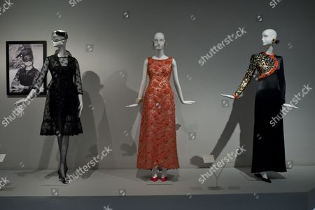 The best creations of French designer Hubert de Givenchy organized into first major retrospective