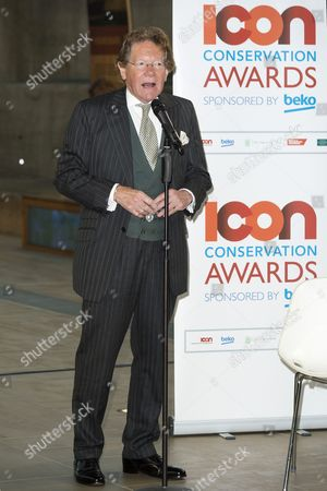 Editorial picture of Launch of the Icon Conservation Awards Programme 2015, Cutty Sark, Greenwich, London, Britain - 21 Oct 2014