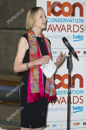 Stock Photo of Alison Richmond, Chief Executive at Institute of Conservation (Icon)