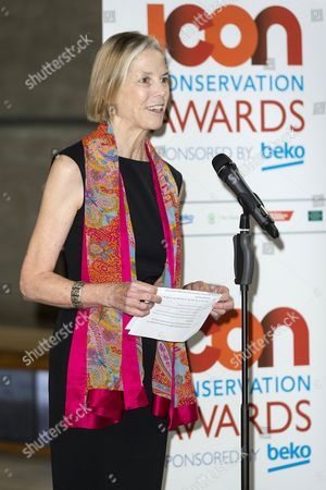Editorial photo of Launch of the Icon Conservation Awards Programme 2015, Cutty Sark, Greenwich, London, Britain - 21 Oct 2014