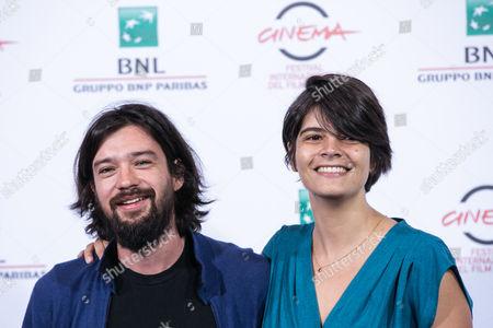 Directors Israel Cardenas and Laura Amelia Guzman