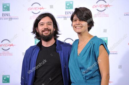 Israel Cardenas and Laura Amelia Guzman