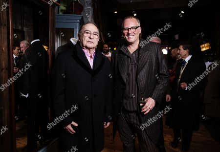 Editorial picture of 'A Child of Jago' store opening, London, Britain - 16 Oct 2014