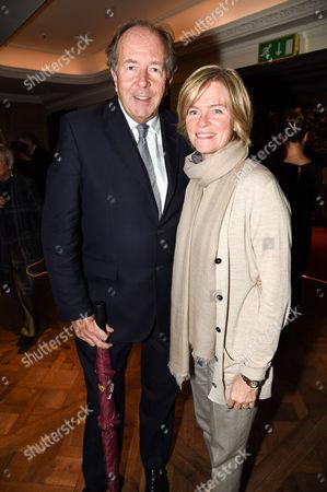 Bruce Dundas and Ruth Kennedy