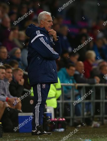 Editorial picture of Sky Bet Championship 2014/15 Cardiff City v Ipswich Town Cardiff City Stadium, Cardiff, United Kingdom - 21 Oct 2014