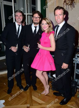 Stock Picture of Ollie Baines, Stephen Bowman, Camilla Kerslake, Humphrey Berney