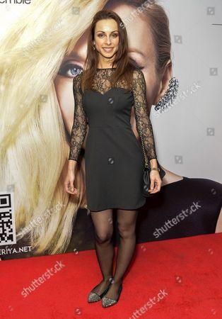 Editorial photo of Valeriya and friends concert at the Royal Albert Hall, London, Britain - 21 Oct 2014