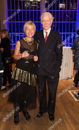 Editorial image of Clore Foundation 50th anniversary, Royal Opera House, London, Britain - 21 Oct 2014