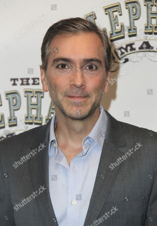 Editorial image of 'The Elephant Man' theatre photocall, New York, America - 21 Oct 2014
