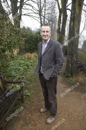 Stock Picture of Robert Macfarlane