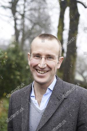 Stock Photo of Robert Macfarlane