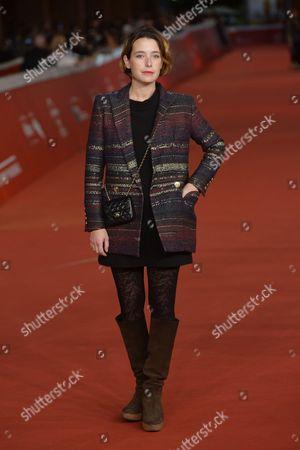 Editorial photo of 'Tre Tocchi' film premiere, 9th Rome International Film Festival, Italy - 21 Oct 2014