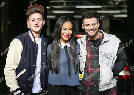 Editorial photo of Celebrities at the ITV studios, London, Britain - 22 Oct 2014
