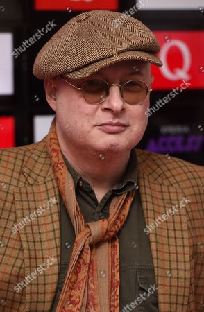 Stock Picture of Andy Partridge