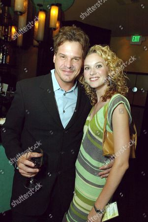 Craig Sheffer and Hilarie Burton