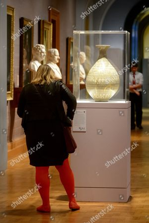 'The Huhne Vase' by Grayson Perry