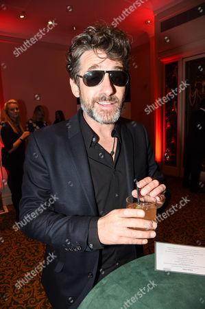 Editorial image of Q Awards, Grosvenor House, London, Britain - 22 Oct 2014