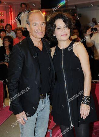 Editorial image of 'Vivement Dimanche' TV show, Paris, France - 22 Oct 2014