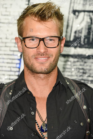 Editorial image of Christopher Makos photography exhibit at The Kiehl's store, Los Angeles, America - 22 Oct 2014