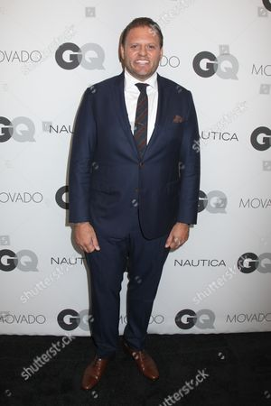 Stock Picture of Howard Mittman (VP & Publisher; GQ)