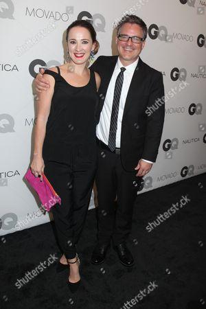 Rachel Ward and Barrett Ward
