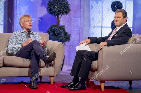 Alan Titchmarsh and Dr Phil Hammond