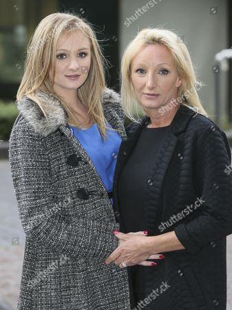 Leighanna Needham and Kerry Needham