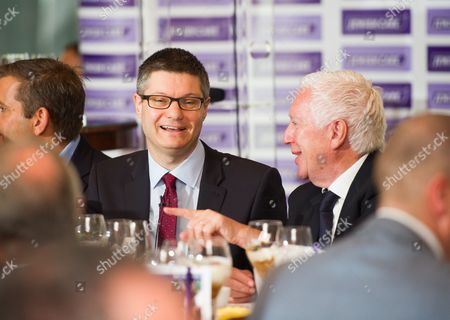 Editorial image of Jewish Care Business Breakfast at The Four Seasons Hotel, Park Lane, London, Britain - 19 Sep 2014