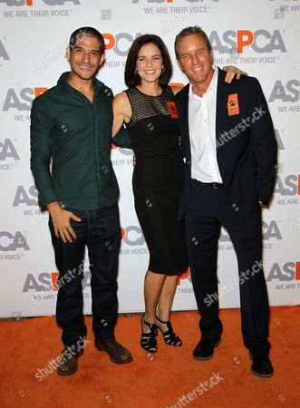 Editorial photo of ASPCA Cocktail Party, Los Angeles, America - 22 Oct 2014